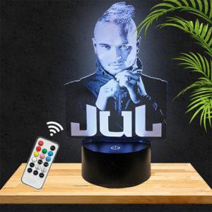 Lampe 3D JUL pictyourlamp.com